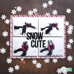 Snow Cute *Pebbles*