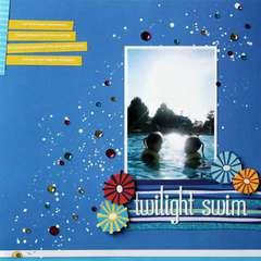 Twilight Swim