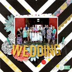 Wedding *Pebbles*