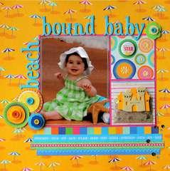 Beach Bound Baby