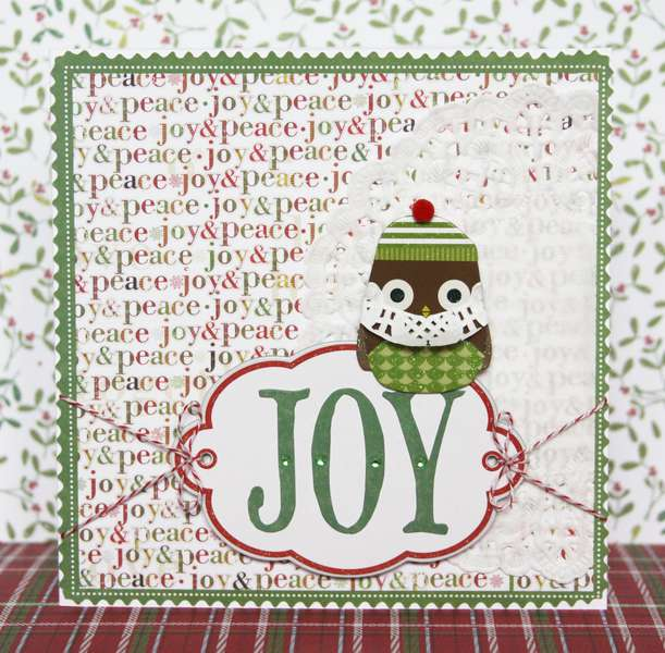 Joy Card *Wonder and Wishes*