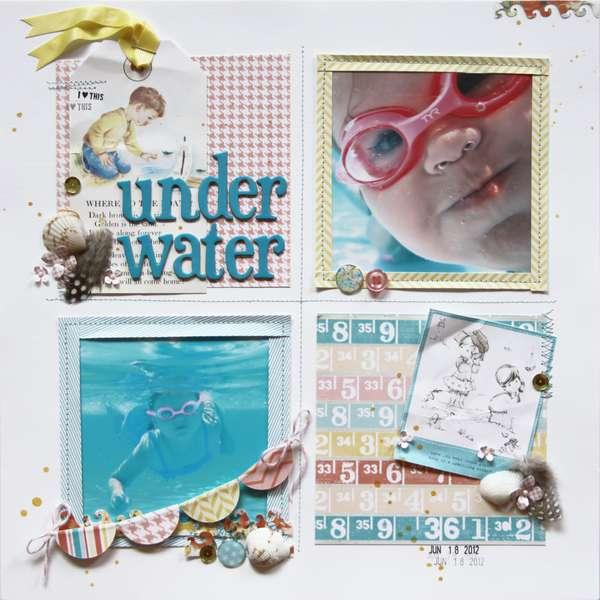 Underwater *Pretty Little Studio*
