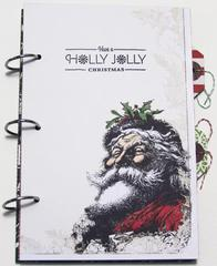 December Daily 2012: Cover, First Pages, & Day 1
