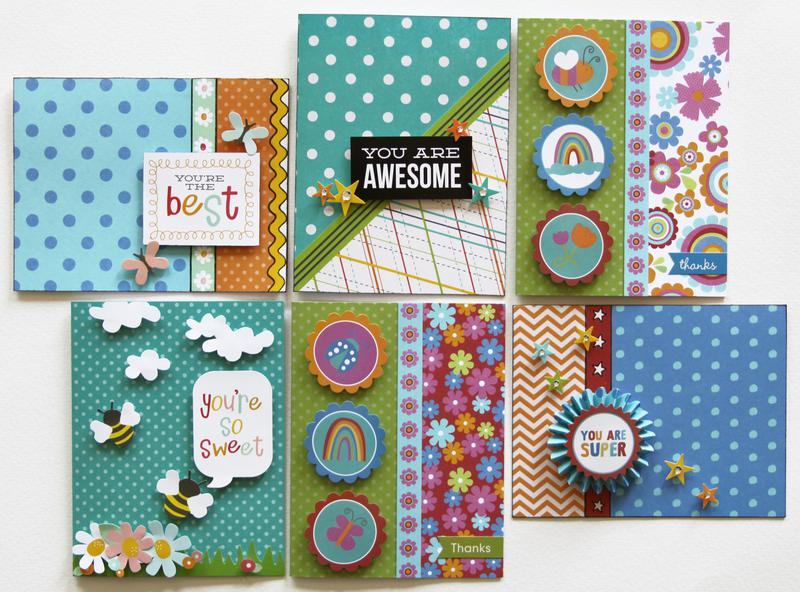 Thank You Cards *Pebbles*