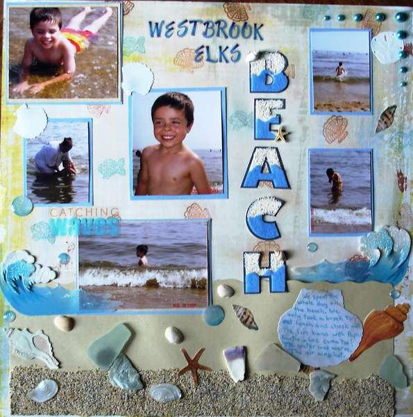 Westbrook Elks Beach