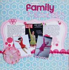 beloved family memories