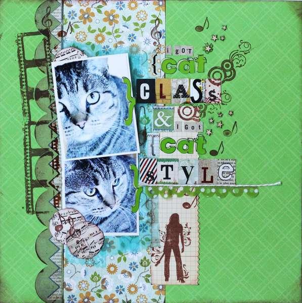 I Got Cat Class