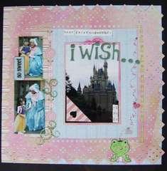 Dear Fairygodmother, I wish . . .