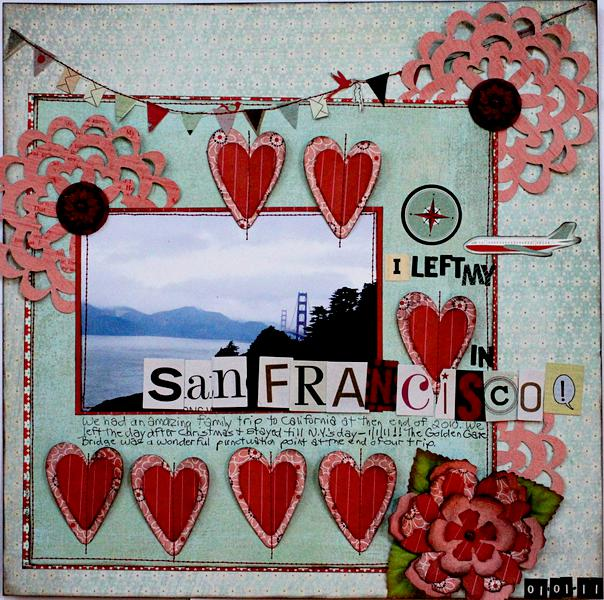 I left my ♥ in San Francisco