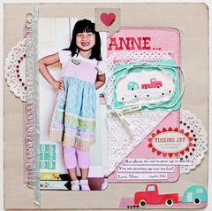 Anne . . . home is wherever I am with you