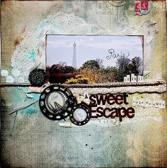 A sweet escape