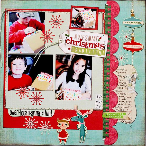 Awesome Christmas Tradition!