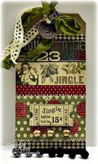 Jingle Bells Bells Tag!