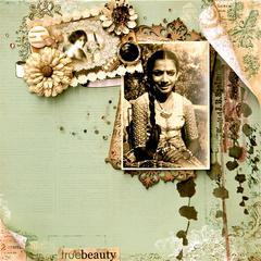 True Beauty - DT Berry71Bleu