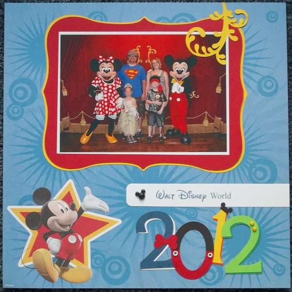 Walt Disney World 2012