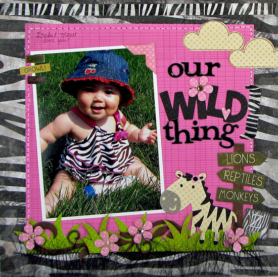 Our Wild Thing
