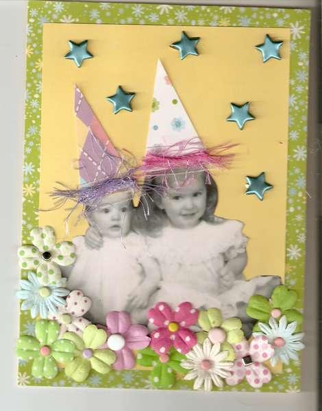 sister b-day card
