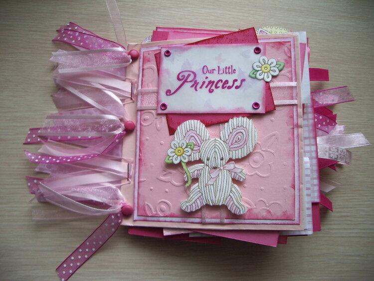 Little Princess Album- Front Cover