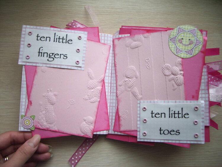 Little Princess Album- Page 1 & 2