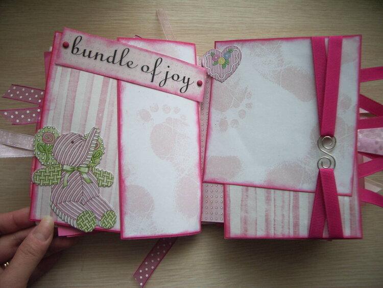 Little Princess Album- Page 3 & 4
