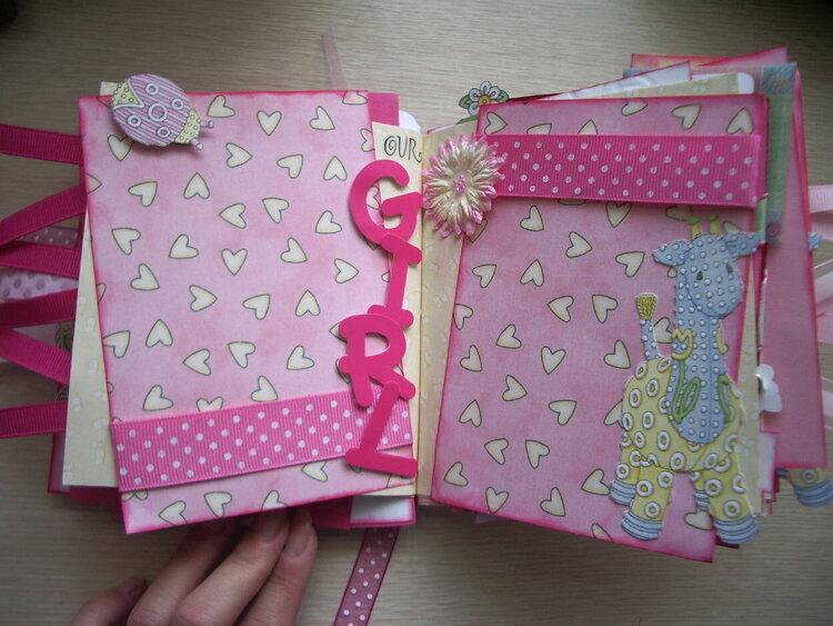Little Princess Album- Page 5 & 6