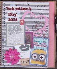 Valentine's Day 2014 (SMASH book)