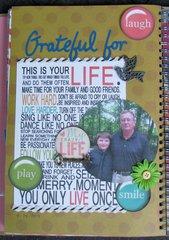 Grateful For My Crazy Life