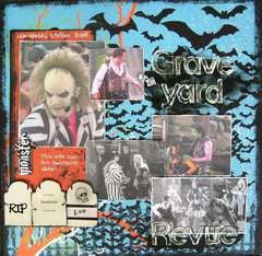 Beetlejuice's Graveyard Revue