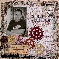 Goodbye Tween- Dom
