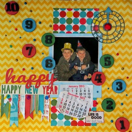 Happy New Year - Quick Quotes