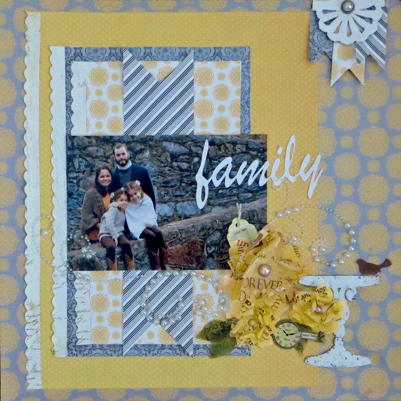 Family - Quick Quotes - handmade velumn flowers