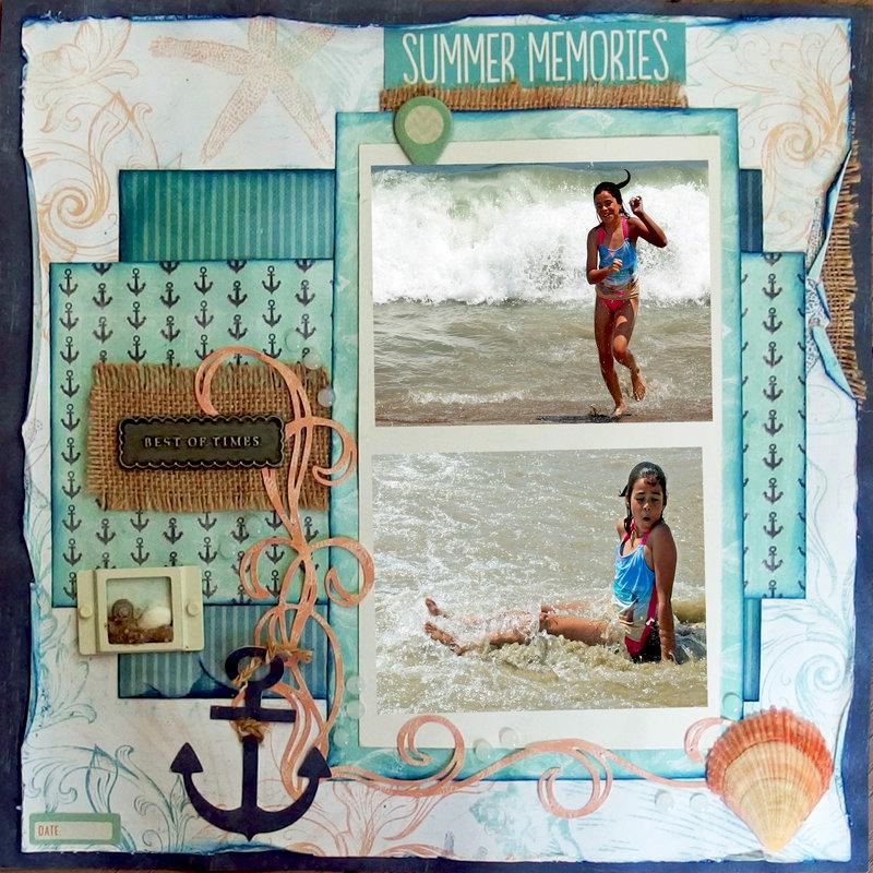 Summer Memories - Quick Quotes