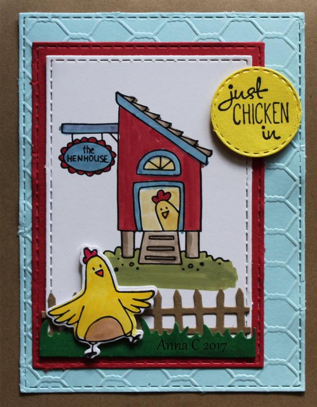 Just Chicken In