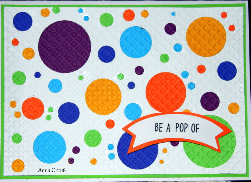 Be A Pop Of