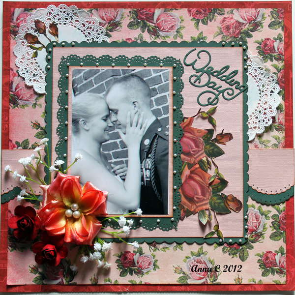 ***FUNTOOLAS OCTOBER KIT***  WEDDING DAY