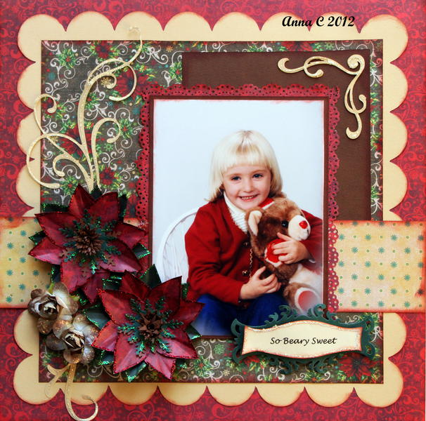 ***FUNTOOLAS DECEMBER KIT*** SO BEARY SWEET