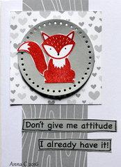 Foxy Attitude