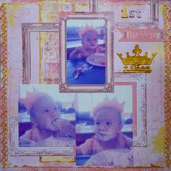 1st Birthday ~ FotoBella DT