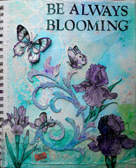 Be Always Blooming ~ Red Rubber Designs DT