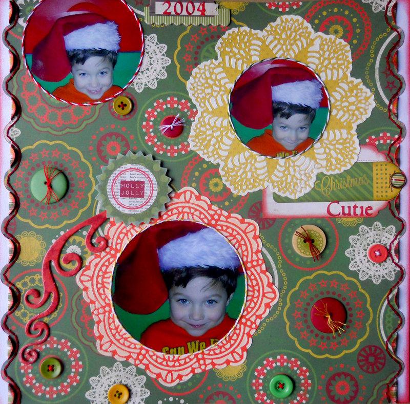 Christmas Cutie ~ FotoBella DT