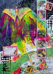 Flutter Art Journal ~ FotoBella DT