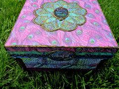 G45 Kaleidoscope Box ~ FotoBella DT