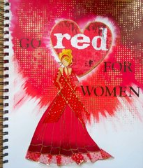 Go Red For Women ~ FotoBella DT