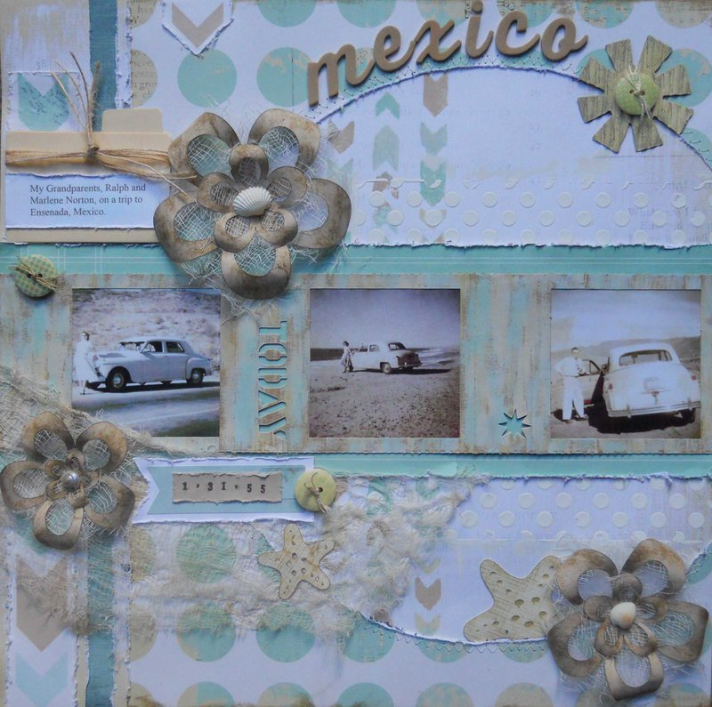 Mexico ~ BOAF June Kit