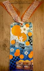 Orange Blossom Tag