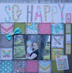 So Happy ~ BOAF May Kit Reveal