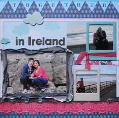 Together in Ireland ~ BOAF March Kit