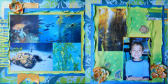 Underwater ~ BOAF July Kit Reveal