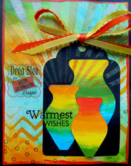 Warmest Wishes ~ Red Rubber Designs DT