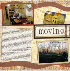 Moving (right side) - SHCG